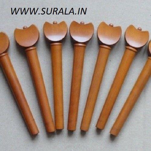 13 Stücke Lute Pegs Best AAA Quality Größe 8.5-5.65-65 MM Box Wood