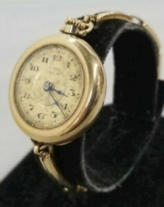 Antique (small) Cico Gold Filled Gold Tone Watch