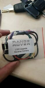 L322-Range-Rover-Reverse-Camera-Upgrade-Fix