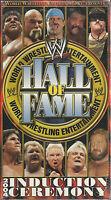 Wwe Wrestling Hall Of Fame 2004 Induction Ceremony (vhs, 2004)