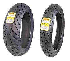 PIRELLI TIRE ANGEL ST Front & Rear set 120/70-17 180/55-17 Motorcycle Tires