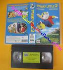 VHS film STUART LITTLE 2 Geena Davis Hugh Laurie Laurenti Cortellesi(F146)no*dvd