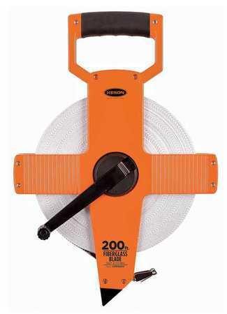 """KESON OTR-10-200 200 ft 1//2/"""" Blade Engineer/'s Tape Measure"""