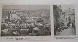 Vue-de-Vilna-Couvent-d-039-Ostra-Brama-Image-Print-1923