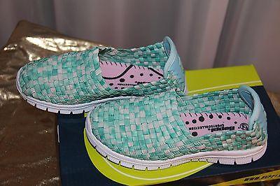 Mädchen Schuhe Slipper in Mint Gr. 29 eher 28,5 von Beppi