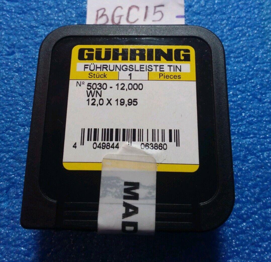 GUHRING   3,170   1//8    DRILLS   10 PCS