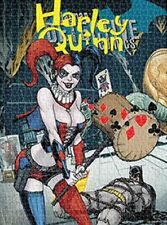 Jigsaw puzzle Entertainment D C Comics Harley  Quinn 500 piece NEW