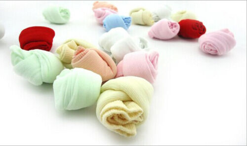 5 Pairs Best Price Colorful Newborn Baby Girls Boys Soft Socks Mix Colors OS