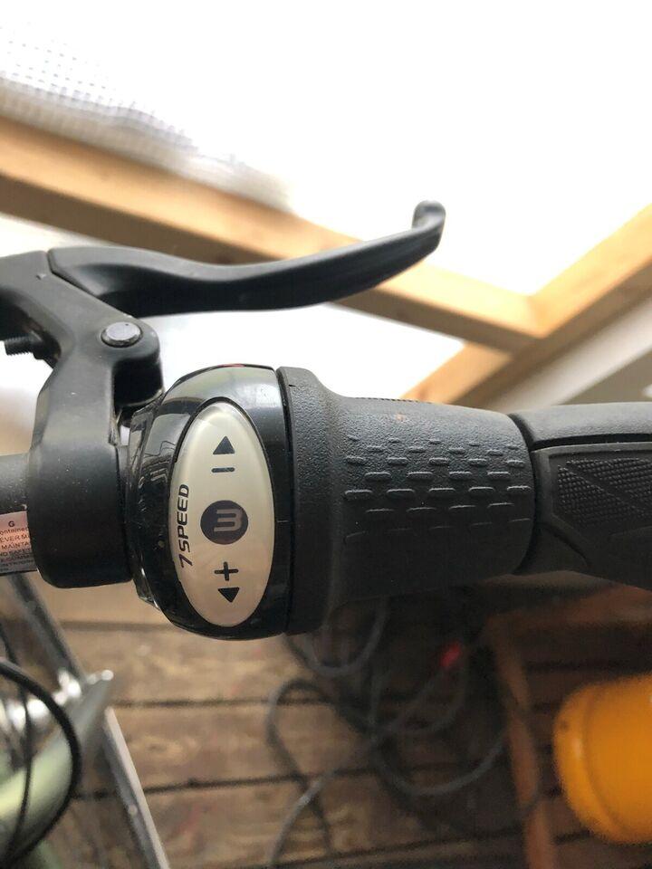 Damecykel, Winther, 7 gear