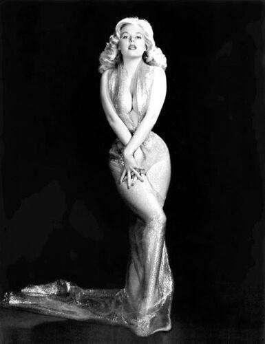1950s  BETTY BROSMER Celebrity Exclusive Rare 8x10 Photo 1255
