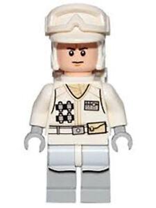 100% De Qualité New Lego Hoth Rebel Trooper From Set 75222 Star Wars Episode 4/5/6 (sw0708) Des Biens De Chaque Description Sont Disponibles
