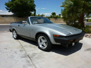 1981 Triumph Other Convertible
