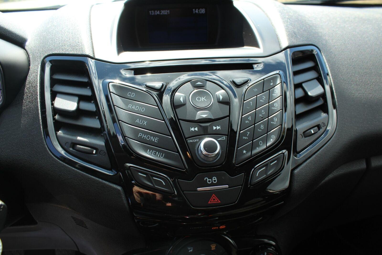 Ford Fiesta 1,0 SCTi 100 Titanium - billede 13