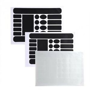 Patch Frame Fork Chainstay Cable Rub Protector Set Sticker Mountain Bike 6A