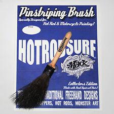HOT ROD SURF ® MACK  HOTRODSURF Standard Pinstriping ART Brush motorcycle
