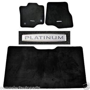 Image Is Loading Oem New   Ford F  Platinum