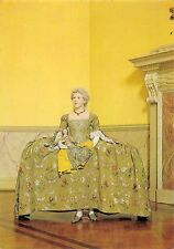 BR76349 little girl museum of costume the assembly rooms bath postcard doll   uk
