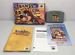 Nintendo-64-N64-Banjo-Tooie-Complete-in-Box-CIB-Authentic-Cleaned-Tested