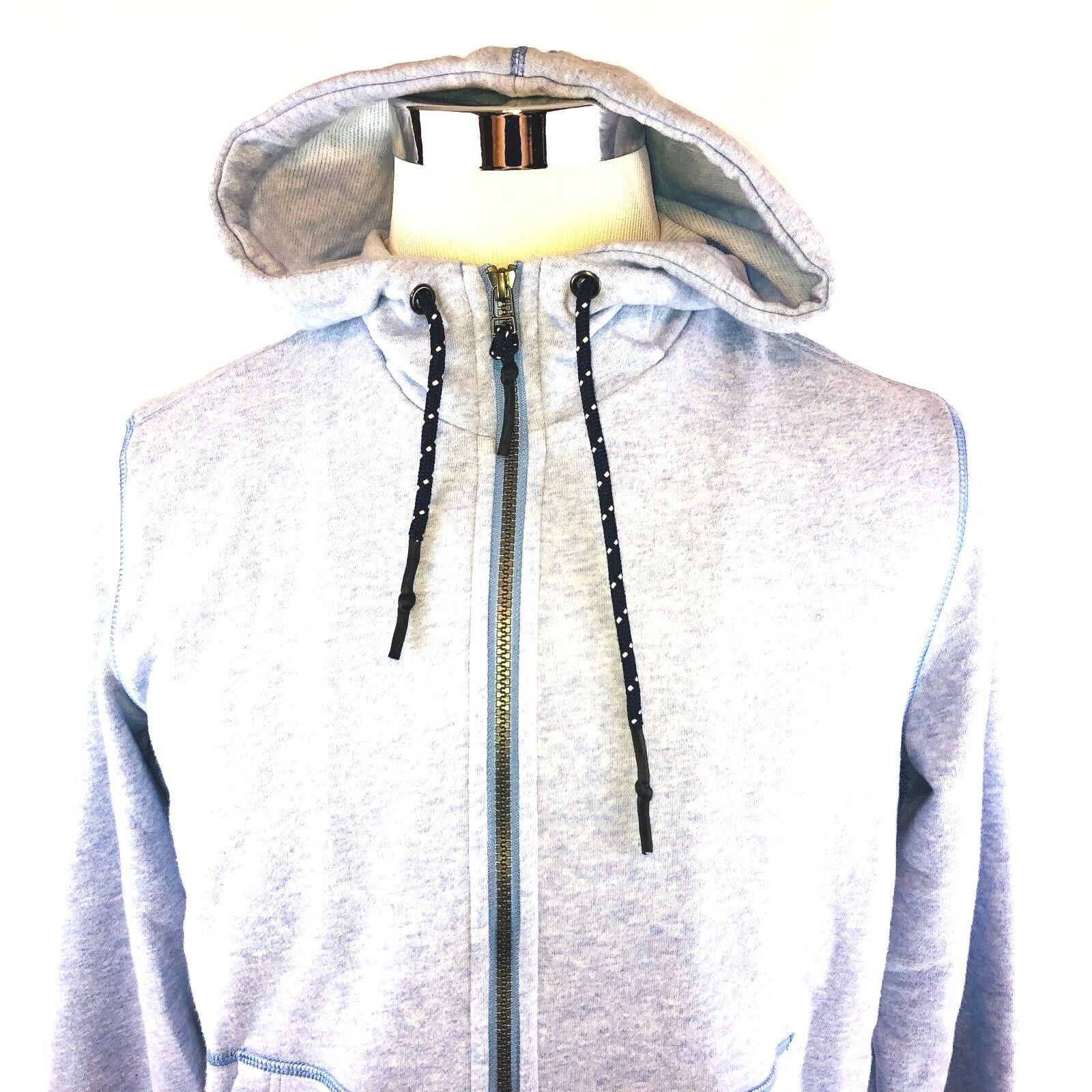 Surfside Supply Cotton Terry Hoodie Sweatshirt  Herren S/L NWT