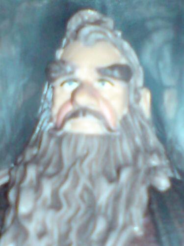 """Le Hobbit-La désolation de Smaug 3.75/"""" Radagast le Brun Figure NEUF RARE"""