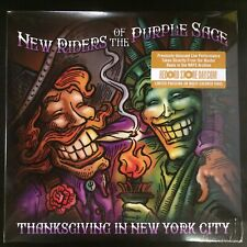 Riders of The Purple Sage Thanksgiving BF RSD 2019 Colored Vinyl 3 LP