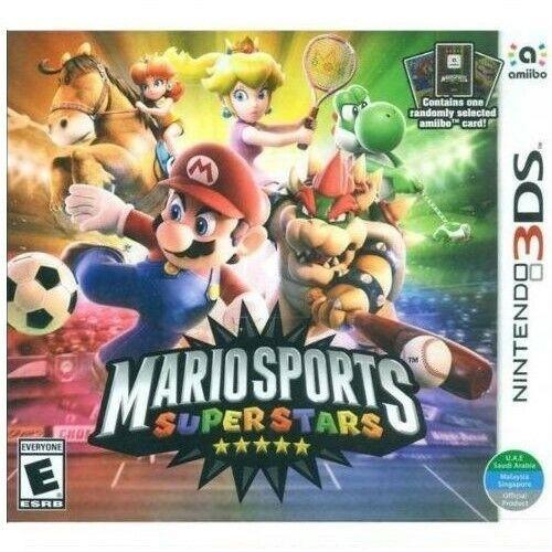 Mario Sports Superstars (Nintendo 3DS, 2017) for sale online | eBay