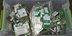 Details about 290 PCI wifi cards WLAN Intel Toshiba HP Broadcom Atheros WWAN