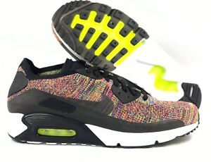 brand new 0ebe3 acf72 Image is loading Nike-Air-Max-90-Ultra-2-0-Flyknit-