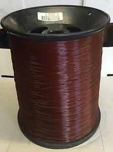 Essex copper magnet wire 82lb 1850 awg gauge ultrashield inverter image is loading essex copper magnet wire 82lb 18 50 awg keyboard keysfo Image collections