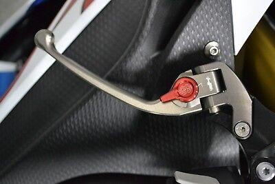 CNC Folding Extending Brake Clutch Levers BMW S1000RR S1000R 2010-2019 Titanium