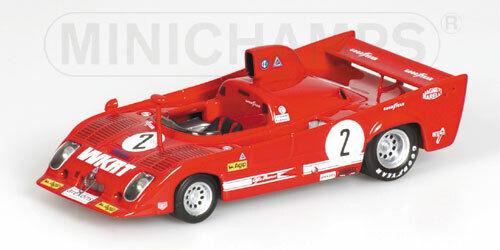 Alfa Romeo 1975 Laffite 1 43 Minichamps