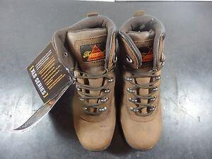 466dcfe9ef9 Thorogood Men's Hiking Boots Size 4-1/2 Steel Toe 804-4800 | eBay