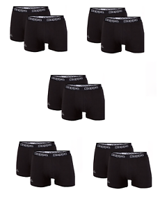 10er Kappa Boxershorts Unterwäsche Unterhose Herren S - XXL Boxershort Pants
