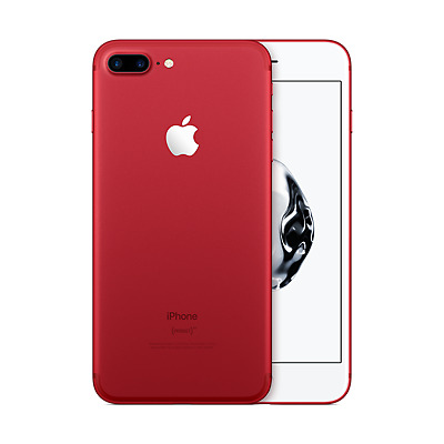 Apple iPhone 7 Plus 256GB 3GB Red Imported