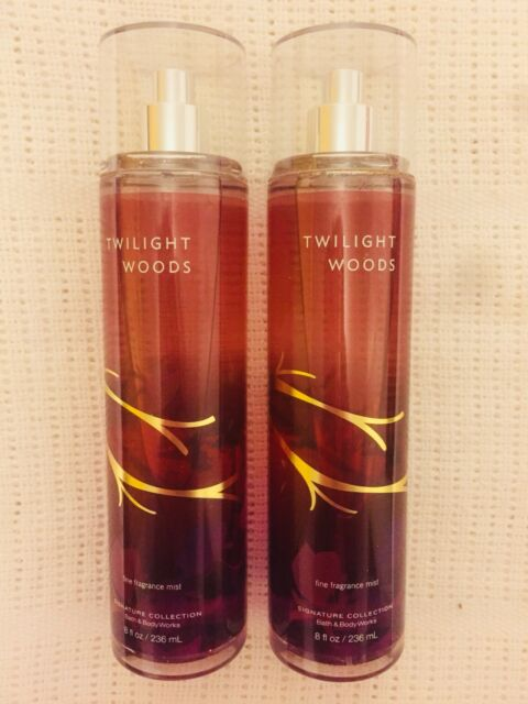 Bath Amp Body Works Twilight Woods Fragrance Body Mist Spray