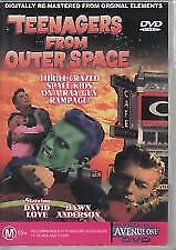 Teenagers-From-Outer-Space-DVD-2002-R4-Terrific-Condition