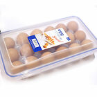 Lock & Lock Egg Container Food Storage Refrigerator 18 Eggs Box Tray Holder