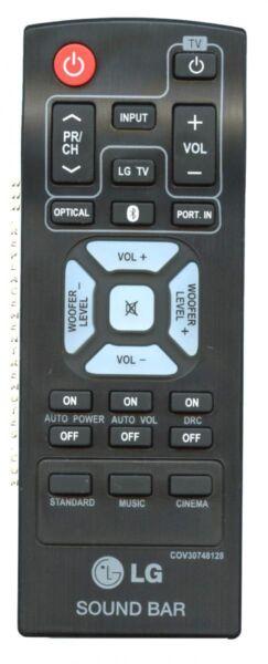 Ersatz Fernbedienung passend für LG AKB73575421