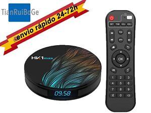 Android-9-0-HK1MAX-4-32-64GB-Smart-TV-BOX-4K-HD-RK3328-Quad-Core-2-4G-5Ghz-WIFI