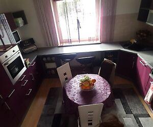 Küche Küchenzeile U-Form Küchenschränke Schränke hochglanz modern | eBay