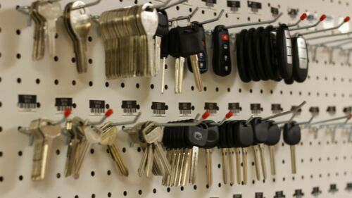 X2001-X2040 KEY Keys for Master padlock #1 cut to your code Licensed Locksmith.