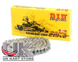 DID-SDH-219-Tono-219v2-s-amp-b-torica-Cadena-104-ESLABONES-UK-Kart-Store