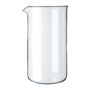 Bodum-Cafetiere-Spare-Glass-1L-8-Espresso-Cup-Size-Coffee-Maker-French-Press