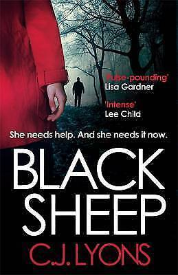 1 of 1 - Black Sheep BRAND NEW BOOK by C. J. Lyons (Paperback, 2013)