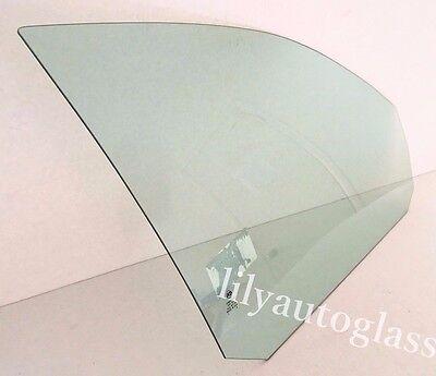 2008 SUZUKI SX4 PASSENGER SIDE FRONT QUARTER GLASS