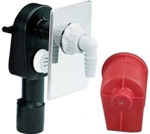 dallmer unterputz siphon hl400 waschmaschine sp lmaschine geruchsverschlu sifon ebay. Black Bedroom Furniture Sets. Home Design Ideas