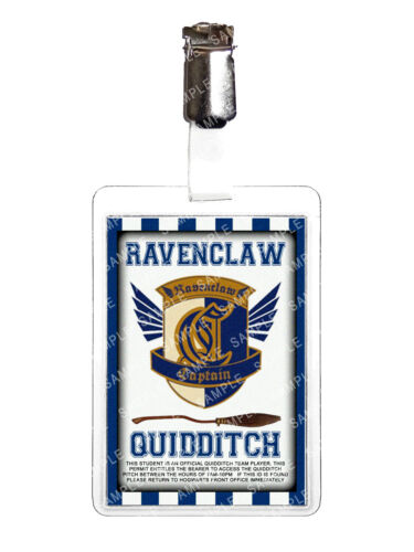 Harry Potter Hogwarts Quidditch Player Cosplay Costume Prop Comic Con Christmas