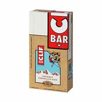Clif Bar - Energy Bar - Coconut Chocolate Chip - (2.4 Ounce Pro... Free Shipping