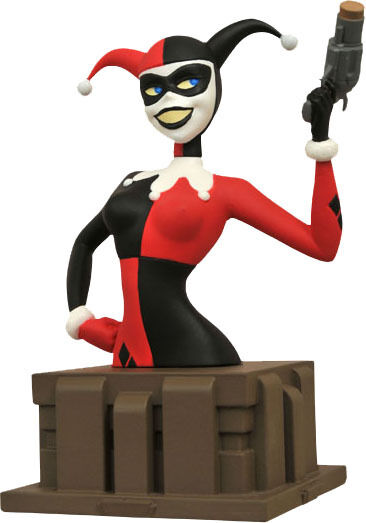 Batman  der animierten serie - harley quinn.