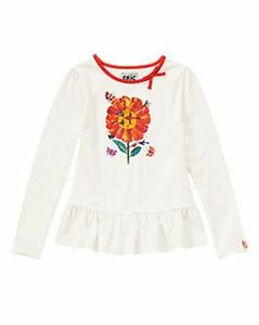 NWT Gymboree Girls Hop N Roll Pink So Brave Top Size 6-12 12-18 18-24 M /& 2T